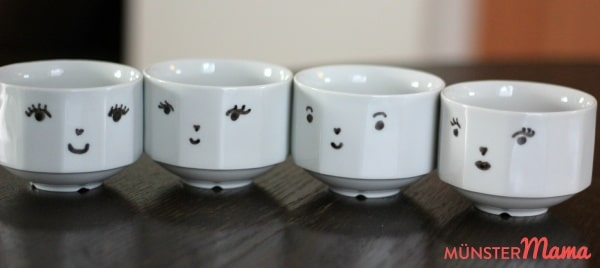 Kressekoeppe1-DIY Kresse Tassen Porzellan Malerei Geschenkidee Kinder Basteln