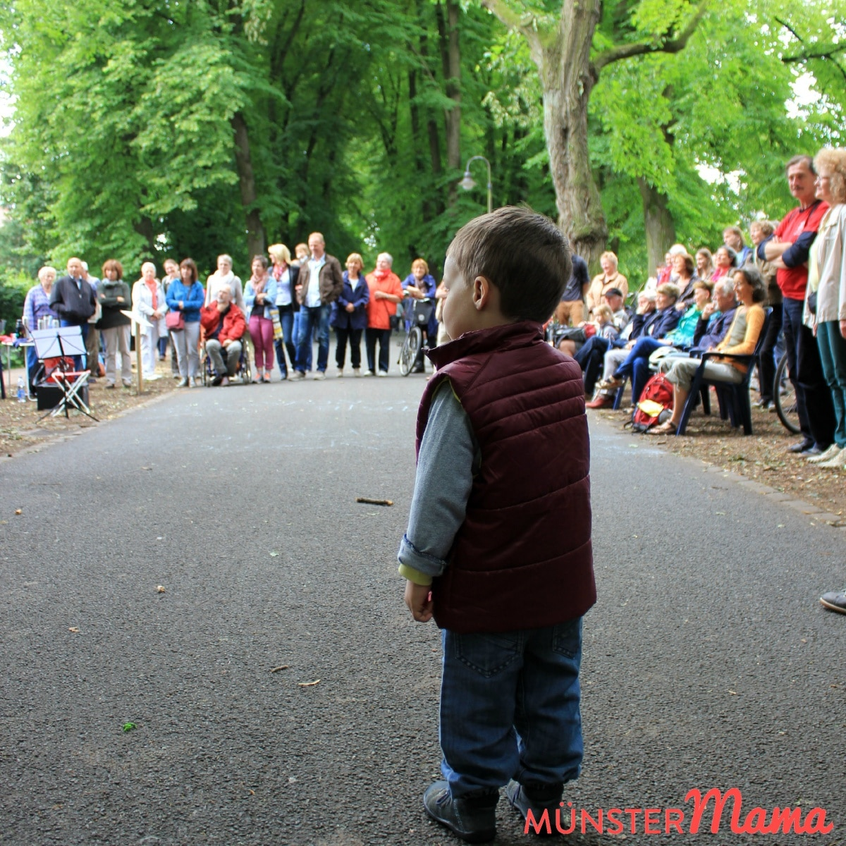 Münster Kirchentag Katholikentag Münsteraner Kinder Familien Reisen Familienurlaub