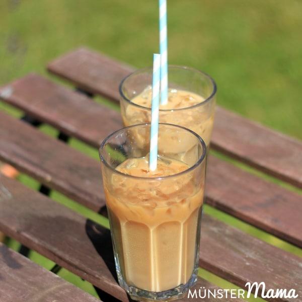 Iced Coffee Rezepte einfach und schnell