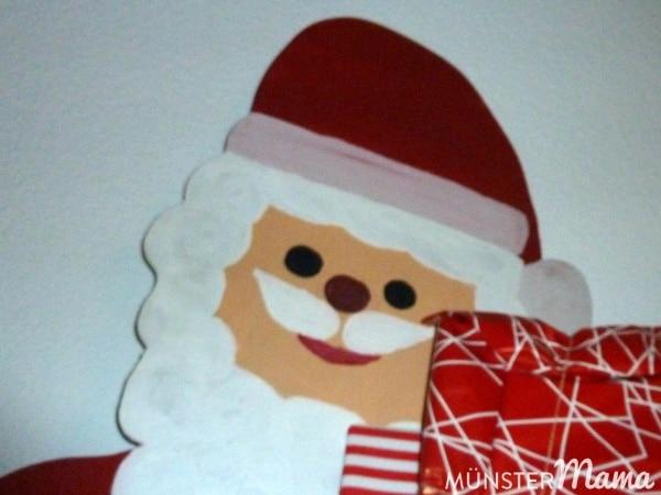 Vom Nikolaus werden aktuell fast täglich Bilder geschossen.