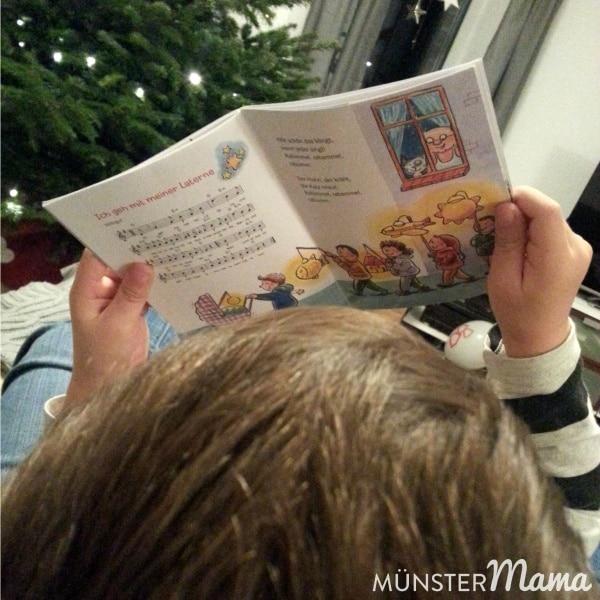 Weihnachtslieder_Münstermama