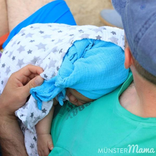 Baby-Genießen-Eltern-Mama-Papa-Familie