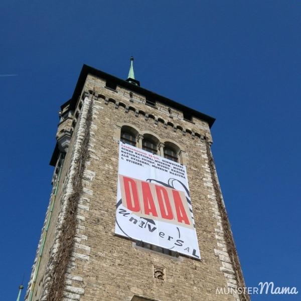Das Landesmuseum in Zürich bietet aktuell eine tolle Dada-Ausstellung!