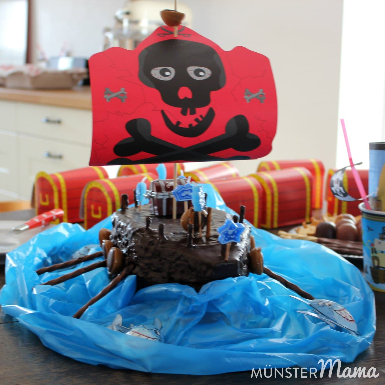 PiratenschiffTorte_muenstermama