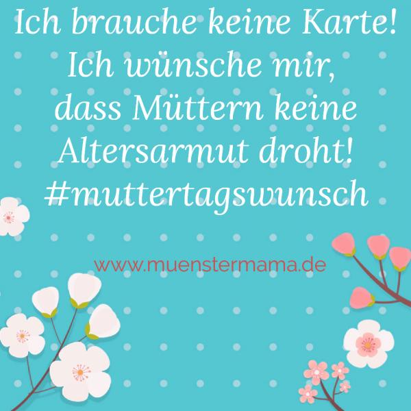 #muttertagswunsch