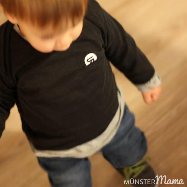 Titus Mini Baby schwarz