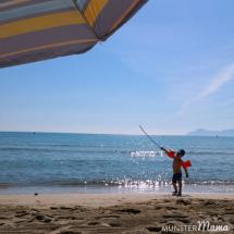 Strandleben Münstermama Urlaub Familienurlaub ertrinken Mallorca Cuxhaven