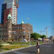 Allein verreisen nach Rotterdam