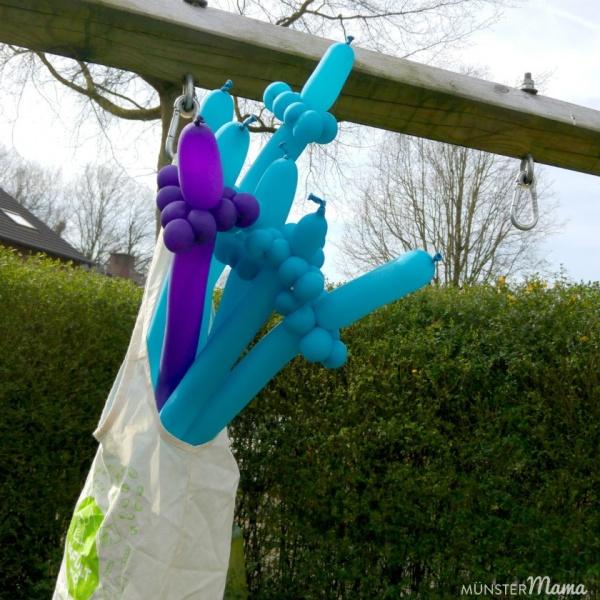 Luftballon-Schwerter