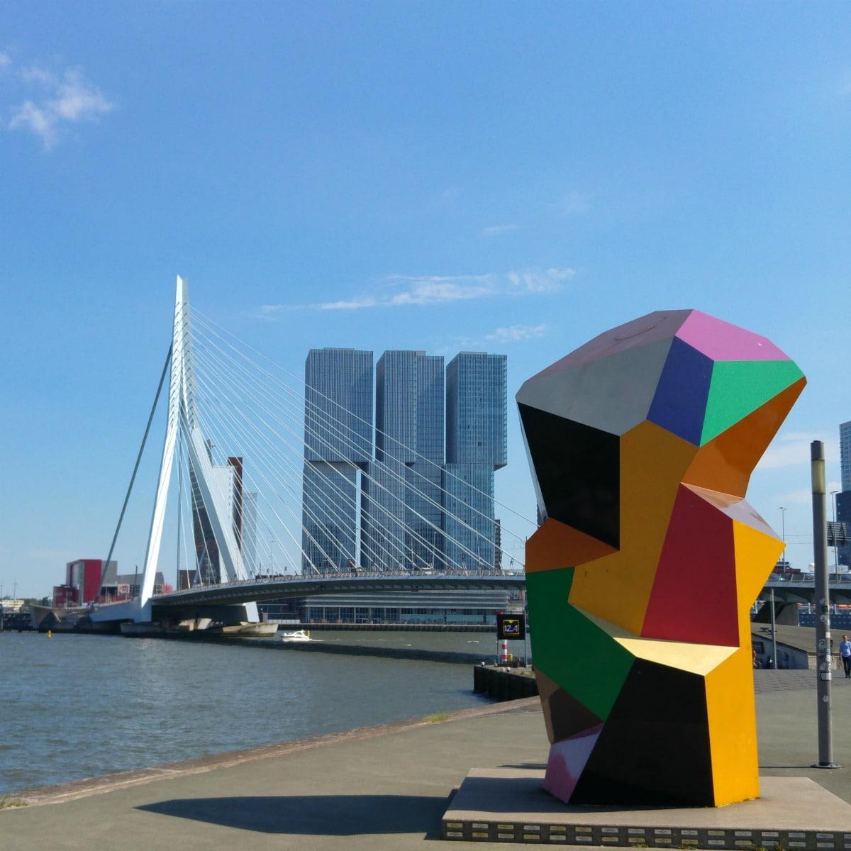 Mama allein…in Rotterdam