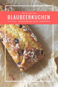 Pin Blaubeer Kuchen