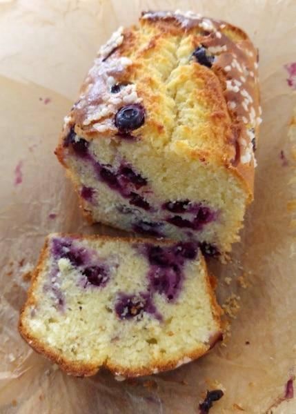 Blaubeer-Kuchen – Ein ultraleckerer Auf-die-Hand-Kuchen