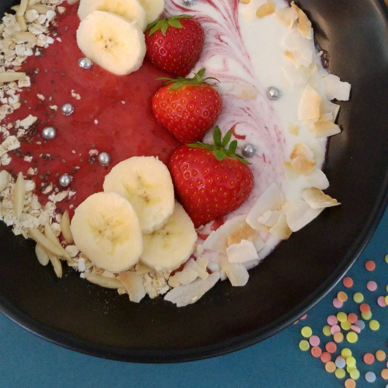 Jütro Smoothies bowl