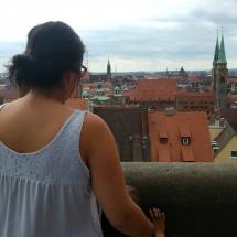 Nuremberg-Aussicht