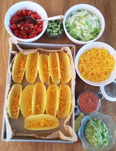 Tacos-crispy-rezept-tacotuesday-taconigh-familienessen-kochen-mit-kindern-