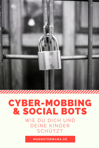 Cyber-Mobbing& Social Bots Erfahrungen und Tipps Tricks