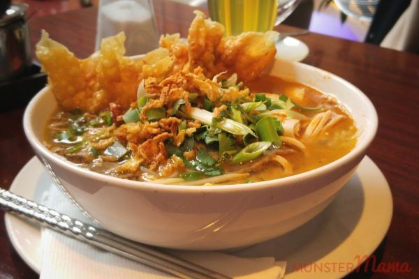 Mittagessen lecker Pho Suppe Thien Kim Münster familienessen rezept münstermama