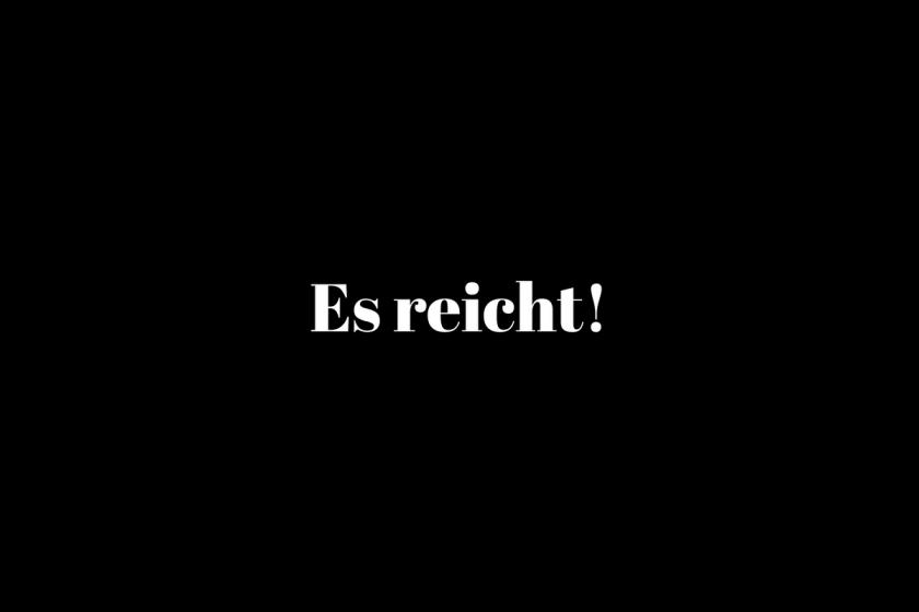 Es reicht! Titelbild Kita Platz Notstand Münster Navigator Betreuungsplätze Mangel Stadt