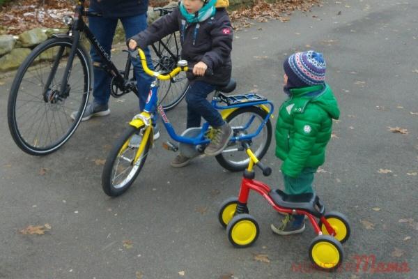 Schulweg-Fahrrad-Verkehrserziehung-Gefahren-Grundschule