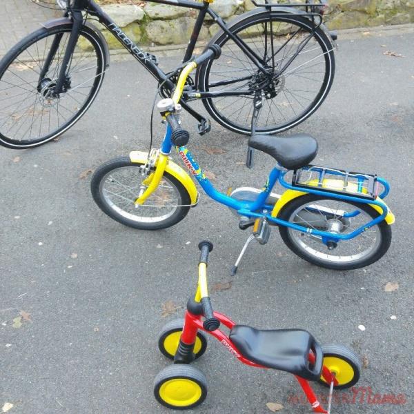 Schulweg-Fahrrad-Verkehrserziehung-Gefahren-Schule