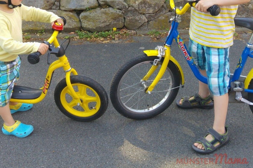 Schulweg-Fahrrad-Verkehrserziehung-Gefahren-Schulkind