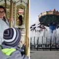 Berlin-Karussell-Kettenkarussell-Wasserspiele-Kinder-Kleinkind-Phantasialand