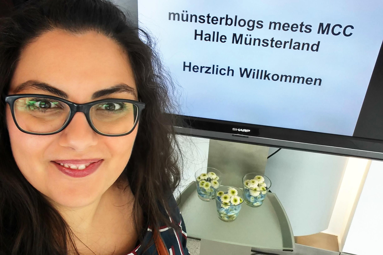 MCC Halle Münsterland und Münsterblogger