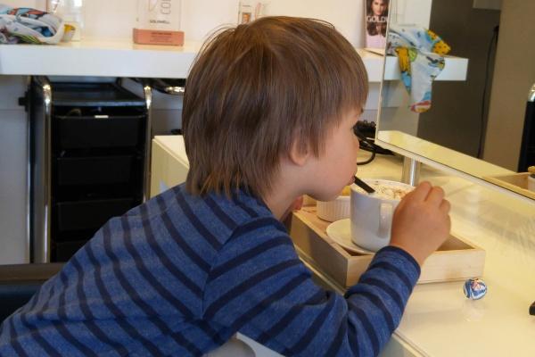 Kinder Cappuccino