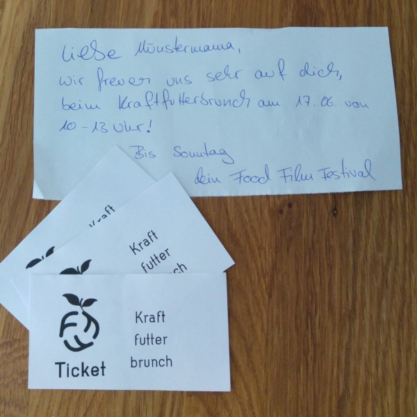 Kraftfutterbrunch-Foodfilmfestival-Münster-Tickets