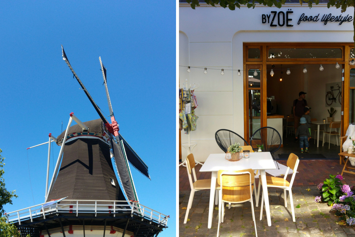 Almelo Mühle Cafes Bar Restaurant Ausflug Familie Urlaub Euregio Twente Holland Niederlande Städtetrip Roadtrip Reise