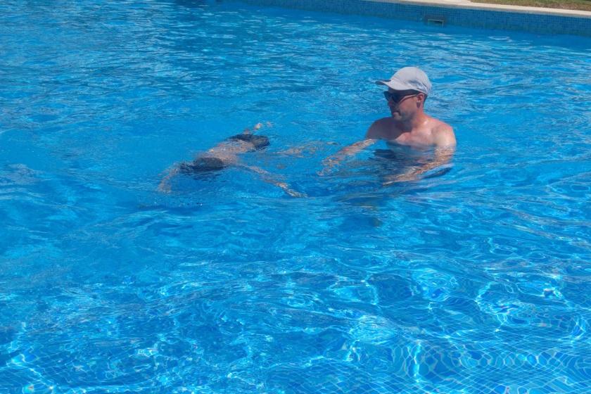 tauchen schnorcheln Schwimmenlernen Mallorca Urlaub Schwimmkurs