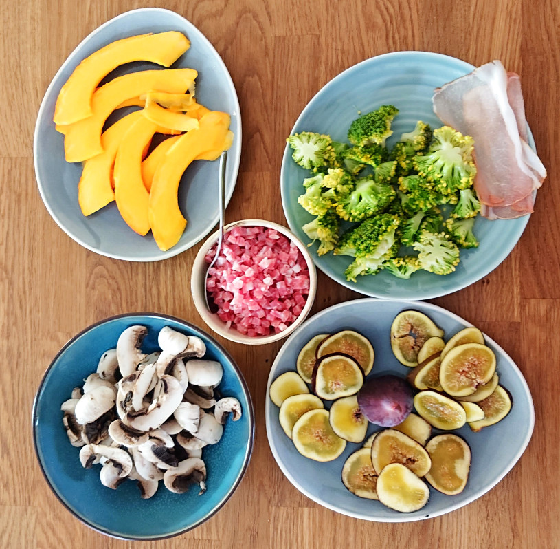 5 Ideen Für Das Mittagessen Frisch Lecker Und Einfach