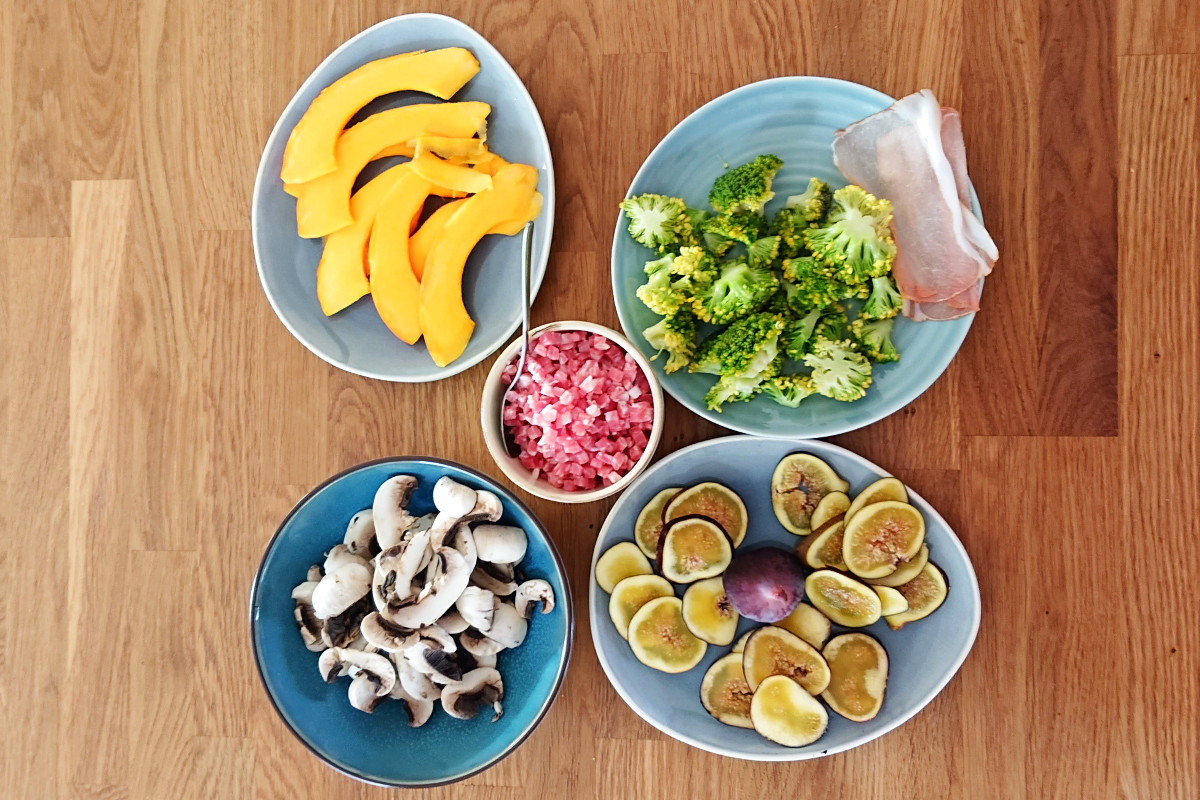 Top 5 Ideen für das Mittagessen - frisch, lecker und einfach! @WY_23