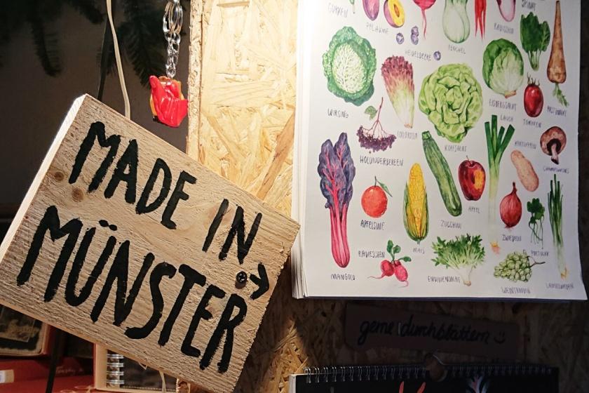 Naturpapiere-made in Münster-Geschenkidee-Weihnachtsmarkt-Aegidiimarkt-münstermama