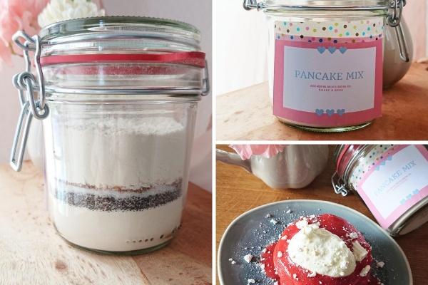 Pancake Mix Recipe Vegan Ohne Ei Chia Münstermama Rezept