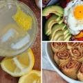 Kater Rezepte-Chorizo Pfanne-Bacon Zimtschnecken-Salzige Limonade-Rezept-Münstermama