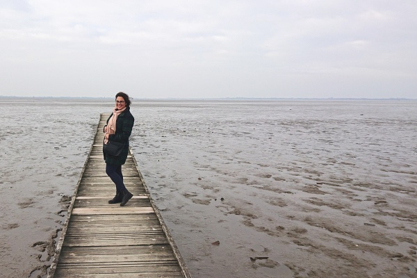Münstermama-Mutter-Vorbild-Selbstfindung-Ablehnung-Zurückweisung-Meer-Weite-Frau-Mutter