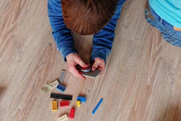 Lego Raumschiff Designer Stormtrooper bauen