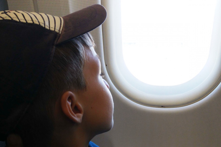 Flugreise-Familienurlaub-Reisen mit Kindern-Reiseplanung mit Kindern-Münstermama
