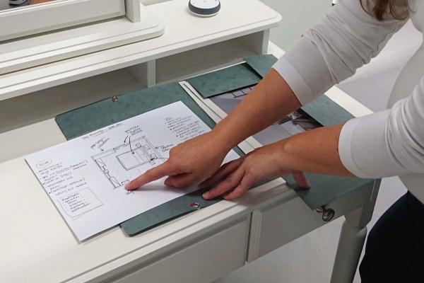 Planung-Schlafzimmer-Interior Design-Ikea-Osnabrück