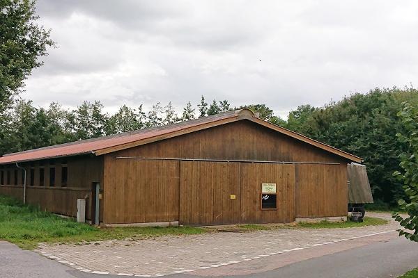 Hof Ontrup-Münster-Schweinestall-Iberico-Duroc-Münstermama