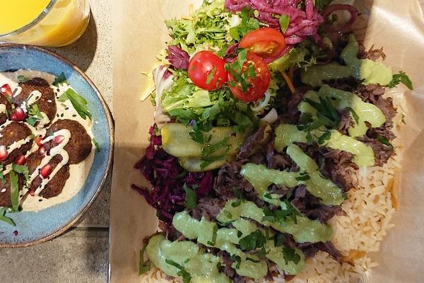 Restaurant-Döner-Berlin-KWA Kebap with attitude-Städtereise-Münstermama