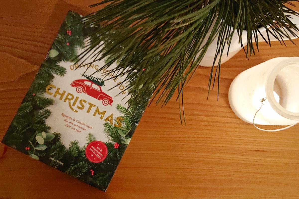 Driving Home for Christmas erschienen im Hölker Verlag im September 2019 ist mein neues Lieblingsbuch