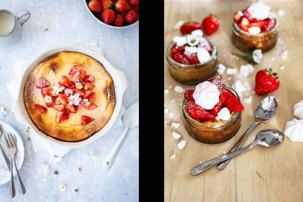 LizandFriends-Münstermama-Quark-Keks-Kuchen-Challenge-Auflaufform-Cupcakes-Erdbeeren