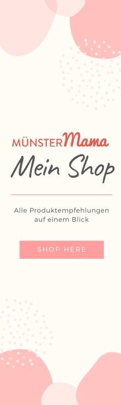 Alle Produktempfehlungen findet ihr hier auf einen Blick