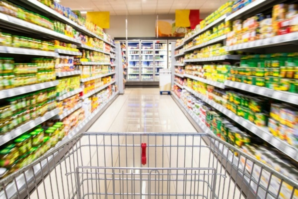 Social Media Qual der Wahl im Supermarkt